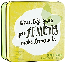Fragrances, Perfumes, Cosmetics Lemon Body Soap - Scottish Fine Fruits Lemons Soap