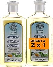 Fragrances, Perfumes, Cosmetics Set - Intea Children Camomile Shampoo (shm/2x250ml)