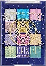 Fragrances, Perfumes, Cosmetics Eyeshadow Palette - Vivienne Sabo Le Cristal Eyeshadow Palette
