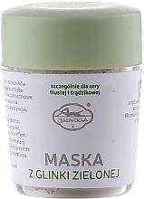 Fragrances, Perfumes, Cosmetics Mineral Green Clay Face Mask - Jadwiga Face Mask