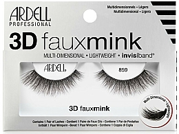 Fragrances, Perfumes, Cosmetics Flase Lashes - Ardell 3D Faux Mink 859