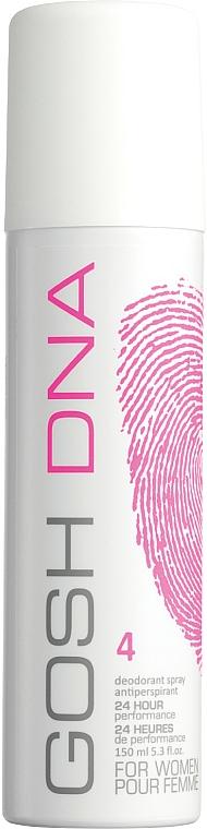 Gosh DNA For Women 4 - Deodorant