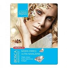 Fragrances, Perfumes, Cosmetics Face Mask - Czyste Piekno Bosca Diamond Mask