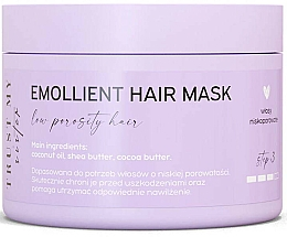 Fragrances, Perfumes, Cosmetics Softening Mask for Low Porosity Hair  - Trust My Sister Low Porosity Hair Emollient Mask