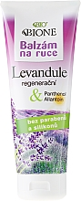 Fragrances, Perfumes, Cosmetics Hand Balm - Bione Cosmetics Lavender Hand Ointment