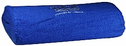 Fragrances, Perfumes, Cosmetics Professional Armrest for Manicure, dark blue - Ronney Professional Armrest For Manicure