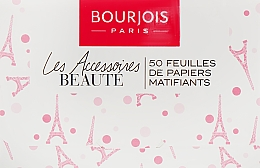 Fragrances, Perfumes, Cosmetics Blotting Papers - Bourjois Mattifying Blotting Papers