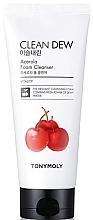 Fragrances, Perfumes, Cosmetics Acerola Cleansing Foam - Tony Moly Clean Dew Foam Cleanser Acerola