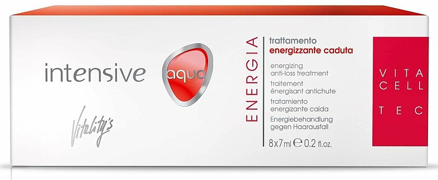Anti Hair Loss Lotion - Vitality's Intensive Aqua Energia Anti-Loss Treatment