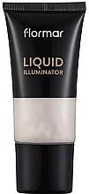 Fragrances, Perfumes, Cosmetics Liquid Highlighter - Flormar Liquid Illuminator
