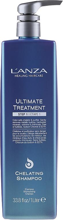 Hair Shampoo - L'anza Ultimate Treatment Step 1 Chelating Shampoo