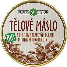 Fragrances, Perfumes, Cosmetics Body Argan Oil - Purity Vision Bio Body Butter
