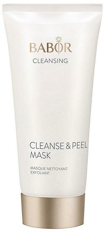 Pore Deep Cleansing Peeling Mask - Babor Cleanse & Peel Mask