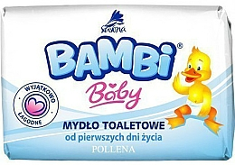 Fragrances, Perfumes, Cosmetics Baby Soap - Bambi Baby
