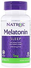 Fragrances, Perfumes, Cosmetics Time Release Melatonin, 1 mg - Natrol Melatonin Sleep