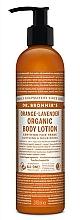 "Fragrances, Perfumes, Cosmetics Hand and Body Lotion ""Orange Lavender"" - Dr. Bronner's Orange Lavender Organic Hand & Body Lotion"