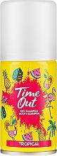 Fragrances, Perfumes, Cosmetics Hair Dry Shampoo - Time Out Dry Shampoo Tropical
