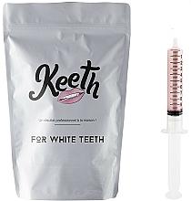 Fragrances, Perfumes, Cosmetics Raspberry Teeth Whitening Refill Pack - Keeth Raspberry Refill Pack