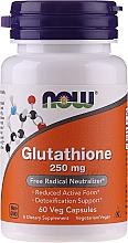 "Fragrances, Perfumes, Cosmetics Capsules ""Glutathione"", 250 mg. - Now Foods Glutathione"