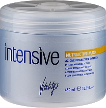 Fragrances, Perfumes, Cosmetics Nourishing Dry & Damaged Hair Mask - Vitality's Intensive Nutriactive Mask