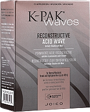 Fragrances, Perfumes, Cosmetics Acid Wave Set for Normal Hair - Joico K-Pak Reconstructive Acid Wave N/R
