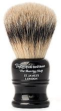 Fragrances, Perfumes, Cosmetics Shaving Brush, SH2B black - Taylor of Old Bond Street Shaving Brush Super Badger Size M