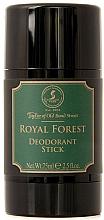 Fragrances, Perfumes, Cosmetics Taylor of Old Bond Street Royal Forest - Deodorant Stick