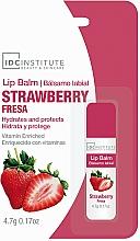 "Fragrances, Perfumes, Cosmetics Lip Balm ""Strawberry"" - IDC Institute Lip Balm Strawberry"