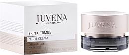 Fragrances, Perfumes, Cosmetics Facial Night Cream for Sensitive Cream - Juvena Skin Optimize Night Cream Sensitive Skin