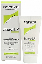Fragrances, Perfumes, Cosmetics Cream for Oily & Blemish-Prone Skin - Noreva Laboratoires Zeniac LP Keratoregulating Care