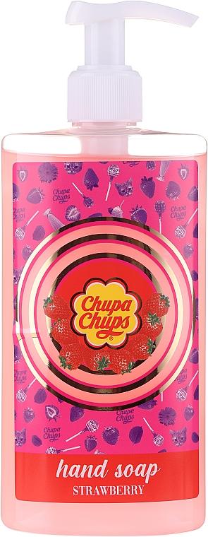 Strawberry Hand Soap - Bi-es Chupa Chups Strawberry Hand Soap