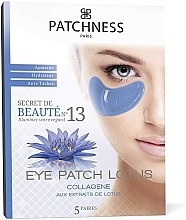 Fragrances, Perfumes, Cosmetics Repair Lotus Eye Patches - Patchness Eye Patch Lotus