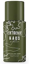 Fragrances, Perfumes, Cosmetics Gosh Extreme Kaos For Men - Deodorant Spray