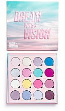 Fragrances, Perfumes, Cosmetics Eyeshadow Palette - Makeup Obsession Dream With Vision Eyeshadow Palette