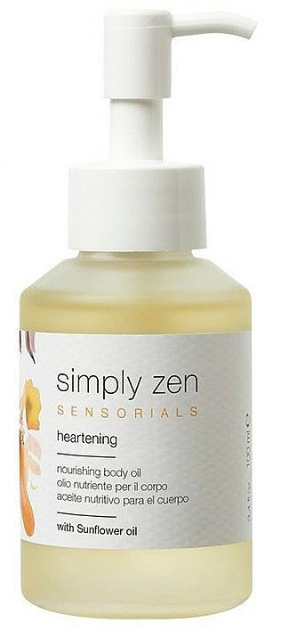 Body Butter - Z. One Concept Simply Zen Sensorials Heartening Body Oil — photo N1