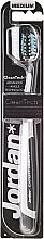 Fragrances, Perfumes, Cosmetics Medium Toothbrush Expert Clean, black & grey - Jordan Expert Clean Medium