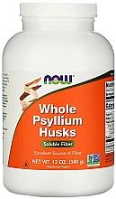 Fragrances, Perfumes, Cosmetics Whole Psyllium Husks Powder - Now Foods Whole Psyllium Husks Powder