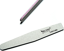 "Fragrances, Perfumes, Cosmetics Nail File ""Rhombus"", 100/180 - Bling"