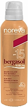 Fragrances, Perfumes, Cosmetics Body Sun Mist - Noreva Bergasol Sublim Sun Mist SPF15