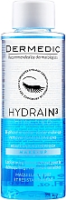 Fragrances, Perfumes, Cosmetics Two-Phase Liquid for Makeup Removal - Dermedic Hydrain