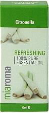 """Fragrances, Perfumes, Cosmetics Essential Oil """"Citronella"""" - Holland & Barrett Miaroma Citronella Pure Essential Oil"""