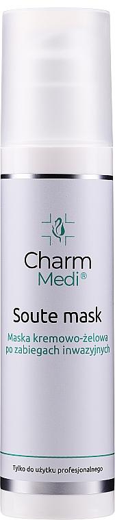 Cream-gel Mask After Invasive Procedures - Charmine Rose Charm Medi Soute Mask — photo N3