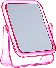 Fragrances, Perfumes, Cosmetics Square Cosmetic Mirror, 5282, pink - Top Choice