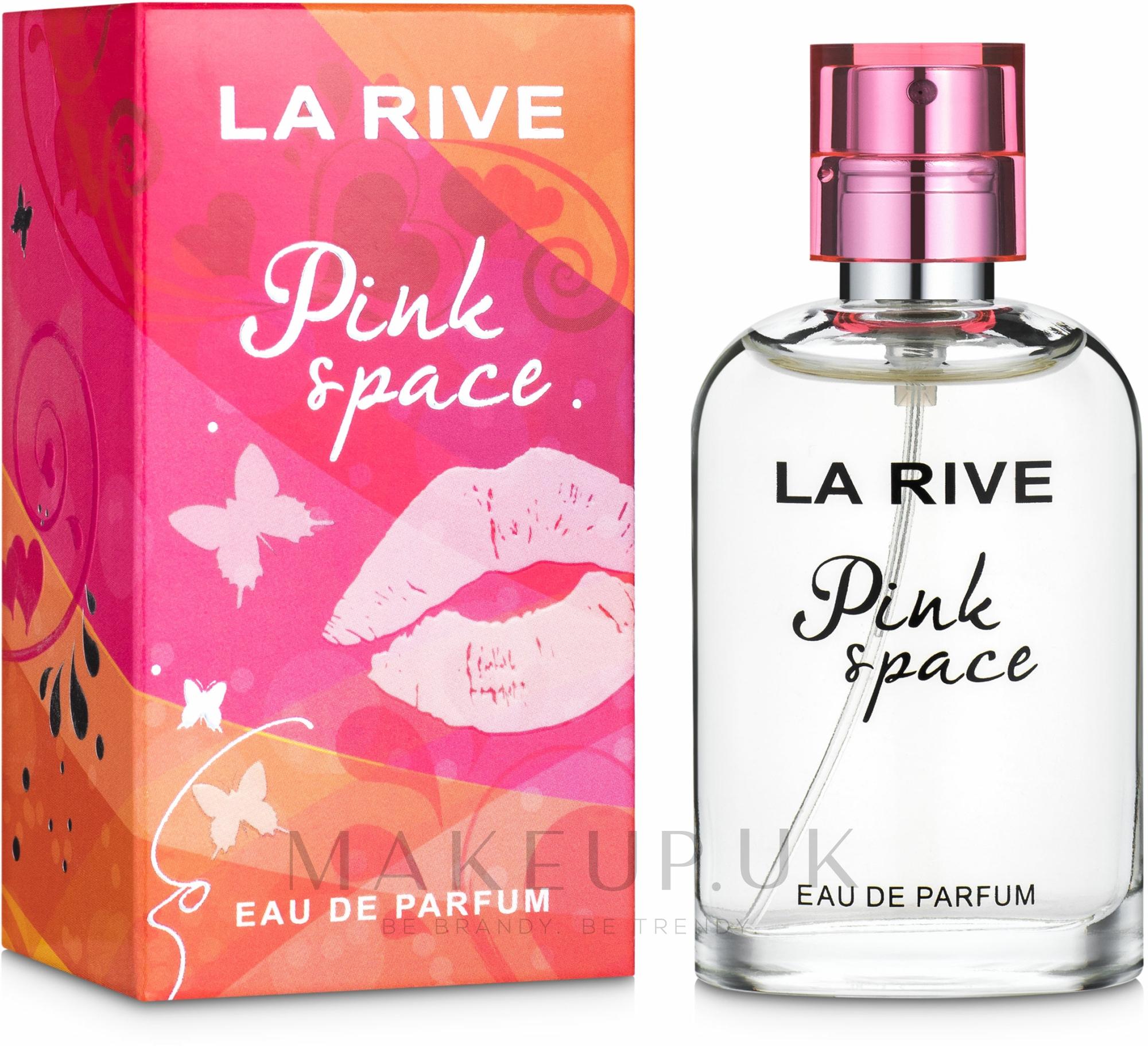 La Rive Pink Space - Eau de Parfum — photo 30 ml