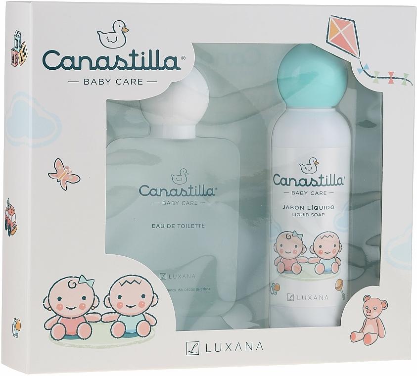 Luxana Canastilla - Set (edt/100ml + soap/150ml)