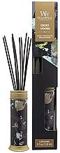 Fragrances, Perfumes, Cosmetics Reed Diffuser - WoodWick Reed Diffuser Ebony Woods