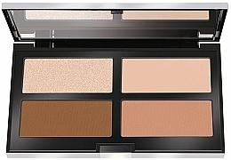 Fragrances, Perfumes, Cosmetics Contour Palette - Pupa Contouring & Strobing Powder Palette