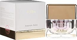 Fragrances, Perfumes, Cosmetics Brightening White Truffle Extract Face Cream - D'Alba Ampoule Balm White Truffle Whitening Cream
