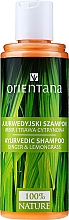 Fragrances, Perfumes, Cosmetics Shampoo - Orientana Ayurvedic Shampoo Ginger & Lemongrass