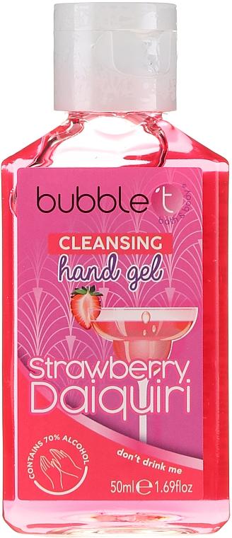 "Antibacterial Hand Gel ""Strawberry Daiquiri"" - Bubble T Cleansing Hand Gel Strawberry Daiquiri"